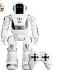 Program A Bot X von Silverlit