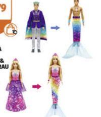 Barbie Dreamtopia von Mattel