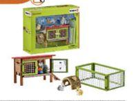 Farm World Kaninchenstall von Schleich