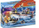 Feuerwehr-Löschroboter 9467 von Playmobil