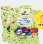 Mini Vollmilch Eier von Alnatura