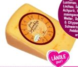 Ländle Safrankäse von Vorarlbergmilch