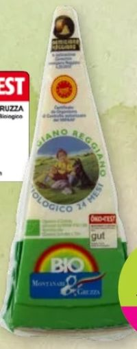Bio-Parmigiano-Reggiano von Montanari Gruzza