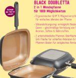 Black Doubletta Wendepfanne von Media Shop