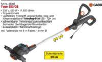 Trimmer Comfortcut 550-28 von Gardena
