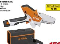 Akku-Gehölzschneider GTA 26 von Stihl