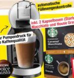 Dolce Gusto Starbucks Bundle von Krups