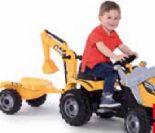 Traktor Builder Max von Smoby