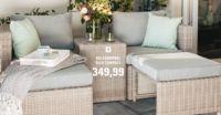 Balkonmöbel-Set Olea Compact
