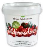 Preiselbeerkompott von Tiroler Früchteküche