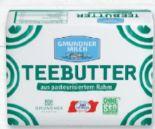 Teebutter von Gmundner Milch