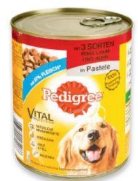 Hundenassnahrung von Pedigree