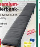 Premium-Bierbank-Auflage von Solax-Sunshine
