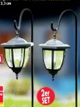 LED-Solar-Laterne von I-Glow