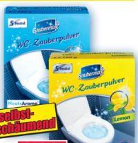 WC-Zauberpulver von Saubermax