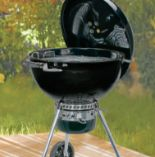 Holzkohlegrill Master-Touch GBS E-5750 von Weber
