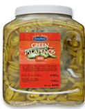 Grüne Jalapenos Hot von Santa Maria