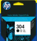 Nr. 304 Original Black von HP