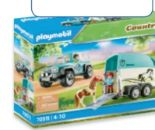 PKW mit Ponyanhänger  70511 von Playmobil