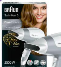 Haartrockner HD580 von Braun