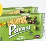 Crackers von Gran Pavesi