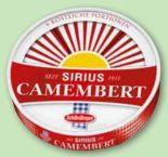 Sirius Camembert von Schärdinger