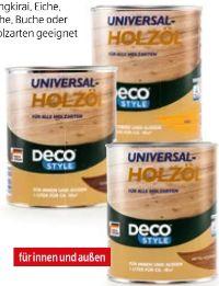 Holzöl von Deco Style