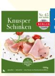 Knusperschinken von Berger