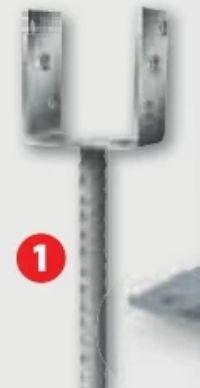 U-Stützenschuhe