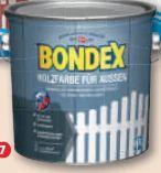 Holzfarbe Dauerschutzfarbe von Bondex