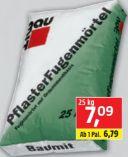 Pflaster Fugenmörtel C 25-30 von Baumit