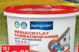 Reinacrylat-Fassadenfarbe von Swingcolor