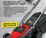 Rasenmäher P24LM32K2 von Powerworks