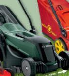 Akku-Rasenmäher Easy Rotak 36-550 von Bosch