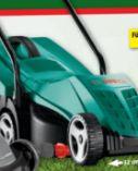Elektro-Rasenmäher ARM 32 von Bosch
