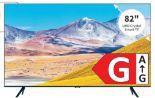 Crystal Smart-TV UHD 82TU8070 von Samsung