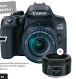 Spiegelreflexkamera EOS 850D EF-S von Canon