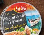 Atún en aceite de girasol von Sol & Mar