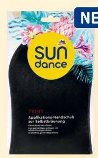 Teint Applikations-Handschuh von Sundance