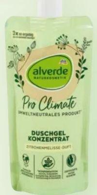 Duschgel Konzentrat Pro Climate von Alverde