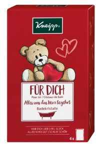 Geschenkset von Kneipp