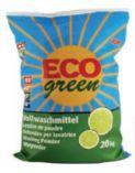 Waschmittel von Eco green
