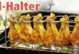Edelstahl-Hähnchenschenkel-Halter von Grill Gourmet