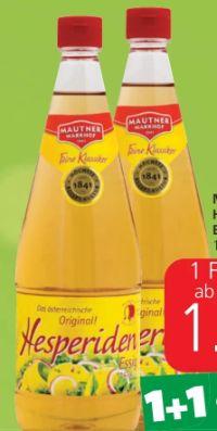 Essig von Mautner Markhof
