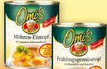 Bunte Suppentöpfe von Omi's
