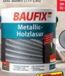 Metallic-Holzlasur von Baufix