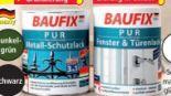 PUR-Lacke von Baufix