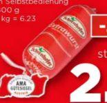Extrawurst Punkerl von Schirnhofer