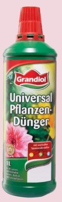 Universal-Pflanzen-Dünger von Grandiol