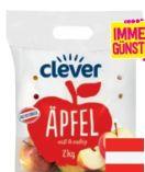 Äpfel von Clever